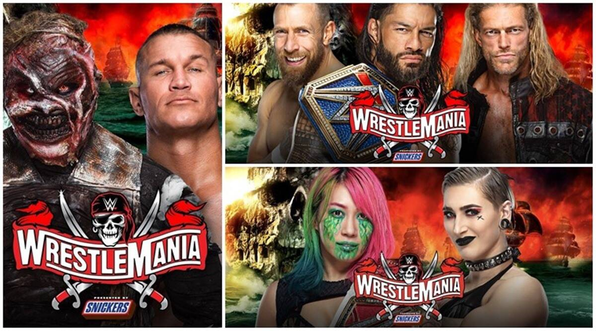 WWE WrestleMania 37 2021, Day 2 Live Streaming & Updates: Massive return expected