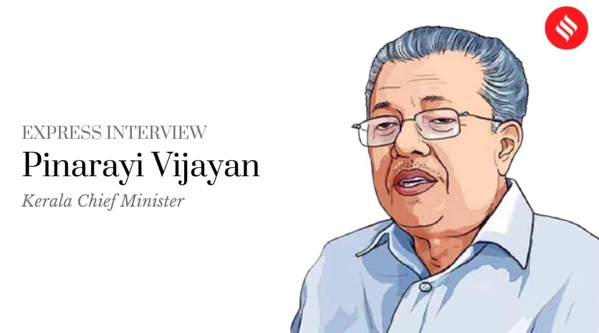 Kerala Chief Minister Pinarayi Vijayan interview