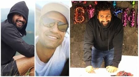 10 photos of birthday boy Vicky Kaushal