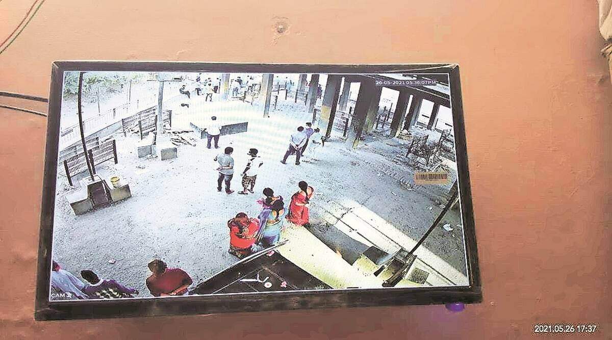 Nanded crematorium to use CCTVs to help family members bid farewell