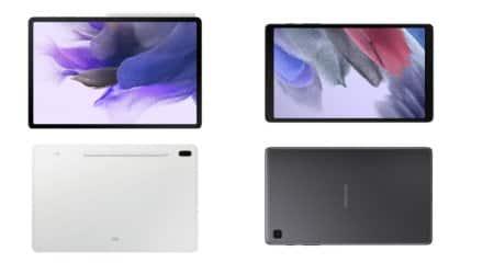 Samsung. Samsung tablets, Samsung Galaxy Tab S7 FE, Samsung Galaxy Tab A7 Lite, Galaxy Tab S7 FE specs, Galaxy Tab A7 Lite specs,