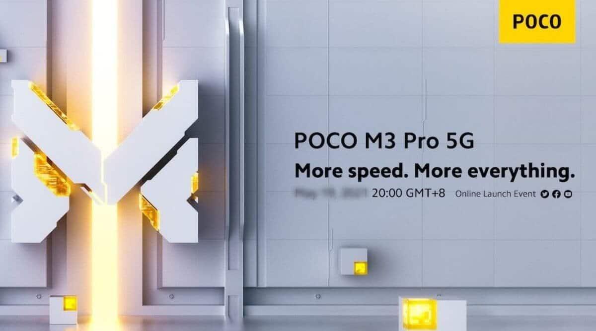 Poco, Poco M3 Pro, Poco M3 Pro specs, Poco M3 Pro features, Poco M3 Pro launch, Poco M3 Pro news,