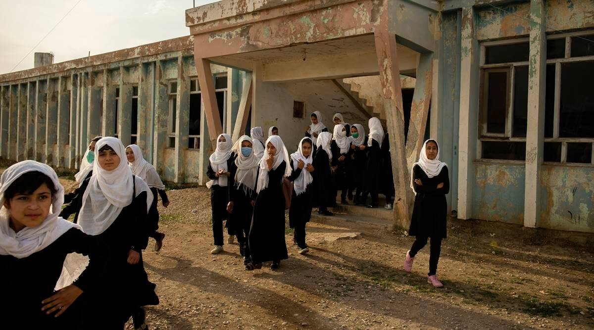 Taliban-controlled areas, Girls in Taliban-controlled areas, Girls education, Girls education in Afghanistan, Girls education in Taliban-controlled areas, World news