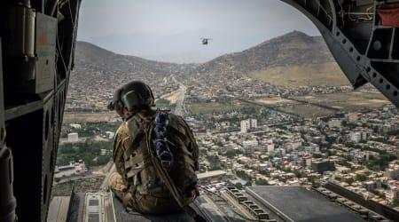 Afghanistan, US troops