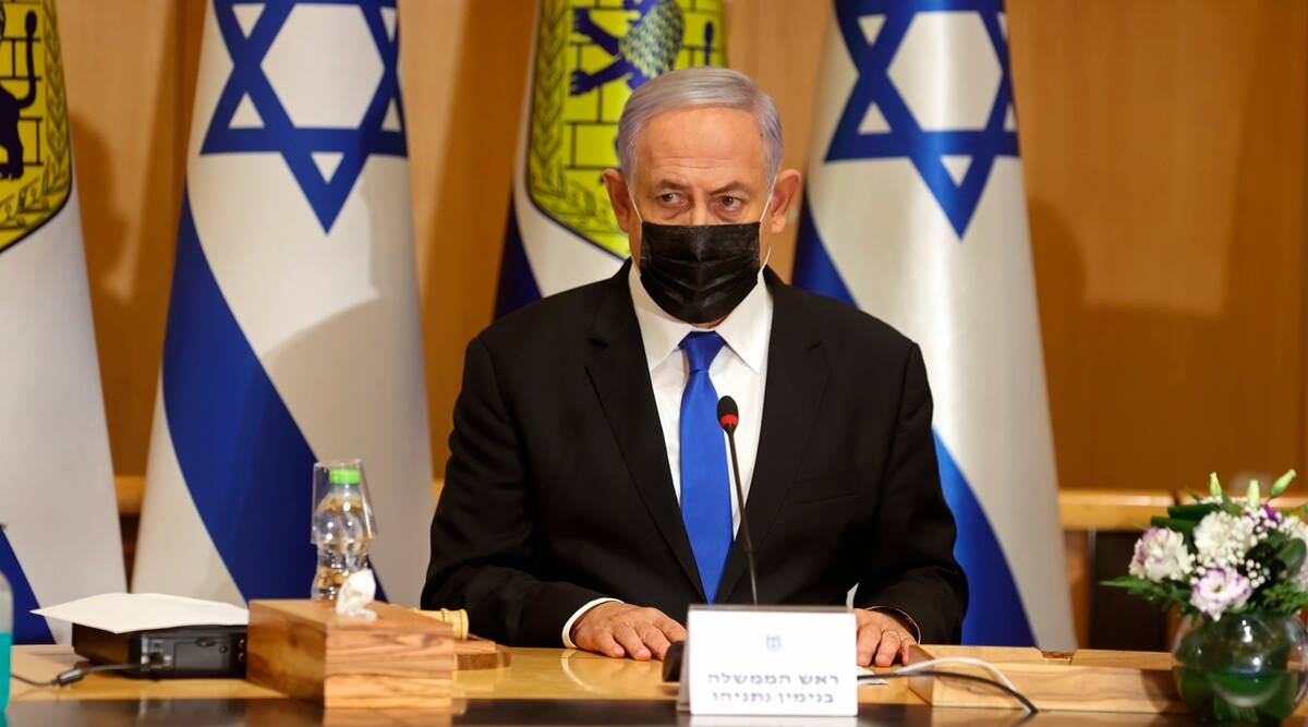 Gaza conflict rages as Israeli PM Netanyahu says airstrikes will continue - The Indian Express