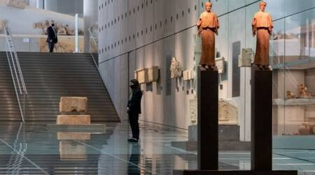 Athens' Acropolis museum, greece museums, greece museums covid 19, coronavirus museums greece