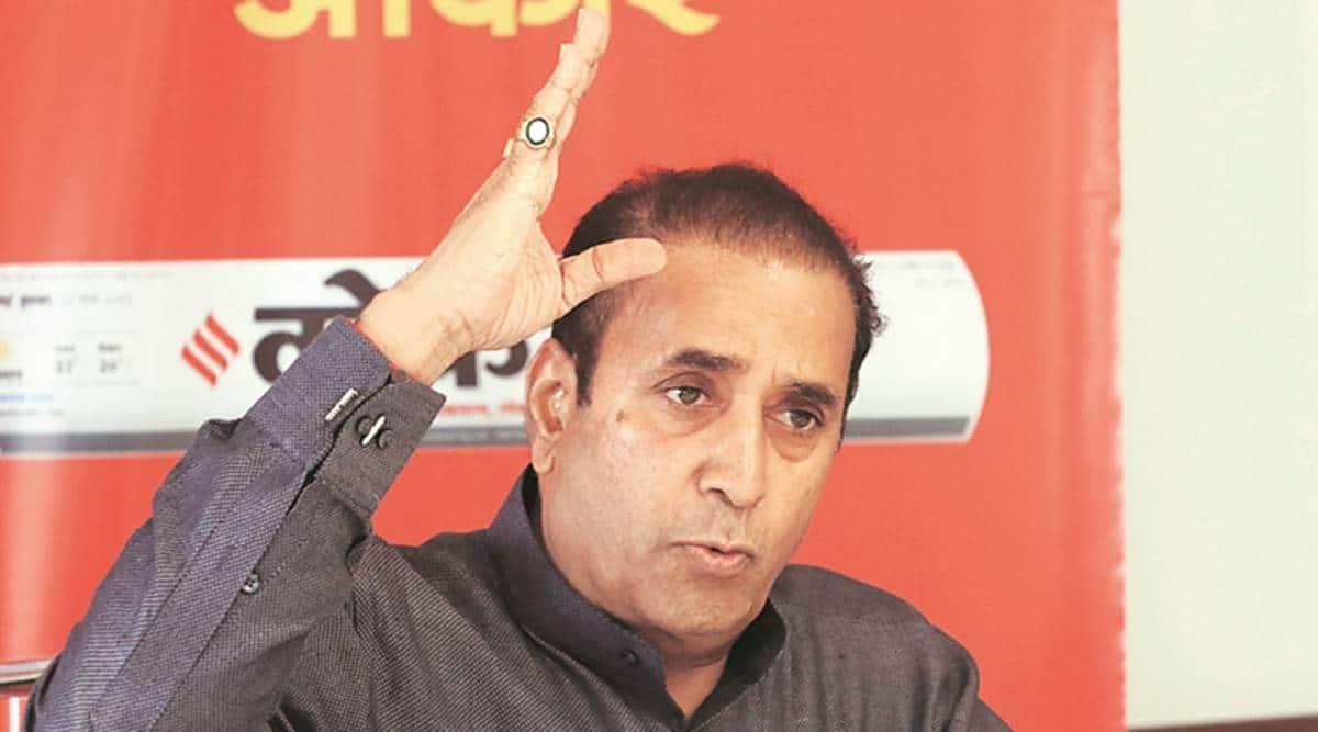 Deshmukh aide's house raided by ED