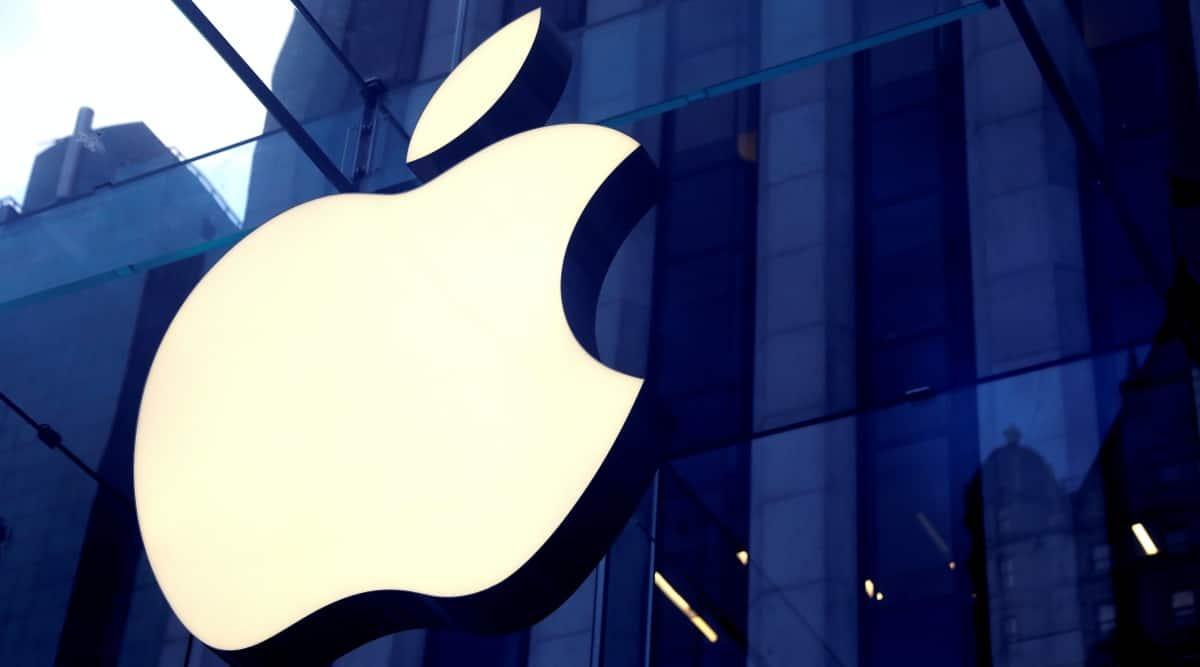 Apple, Apple logo,