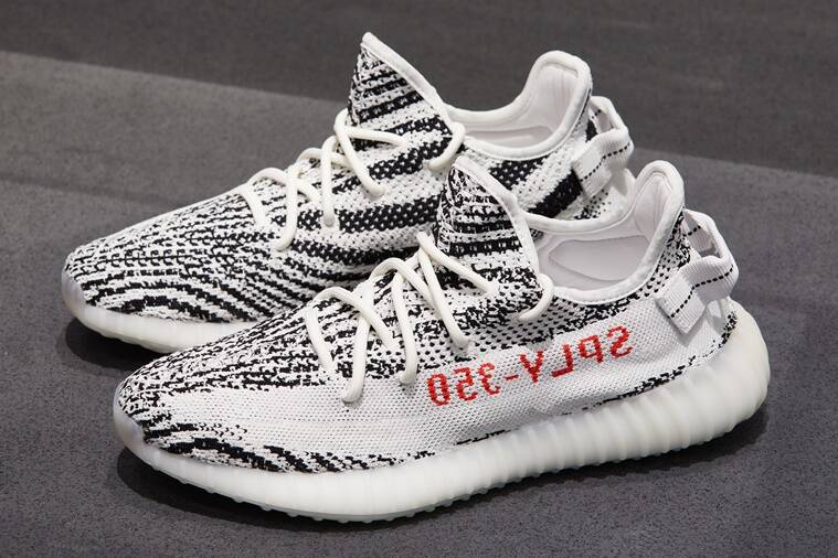 sneakers, art of sneakers, art and culture and sneakers, new sneaker collections, kanye west sneakers, new york times, indianexpress,
