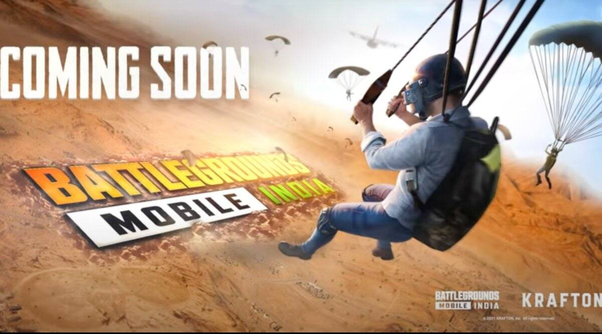 PUBG Mobile developer Krafton announces 'Battlegrounds Mobile India'; a new game that looks a lot like PUBG