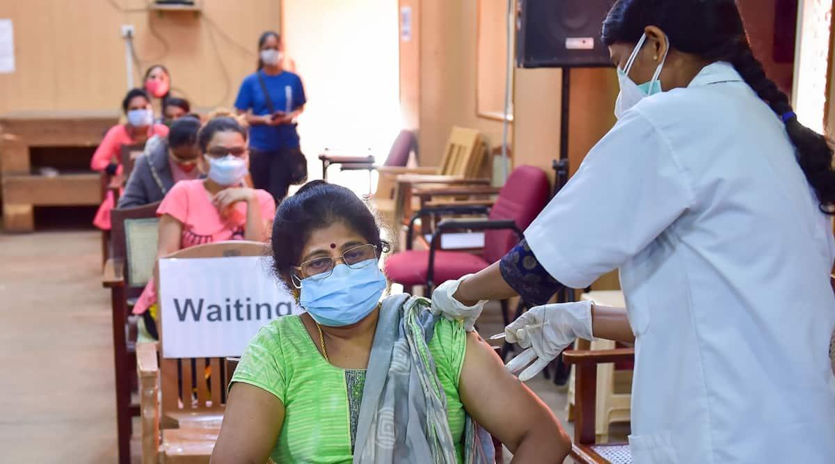 Bengaluru, COVID-19 vaccine