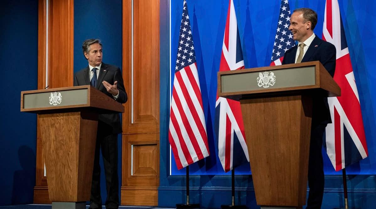 Blinken tells North Korea: Diplomatic ball is in your court