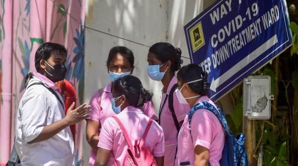 Chennai, COVID-19