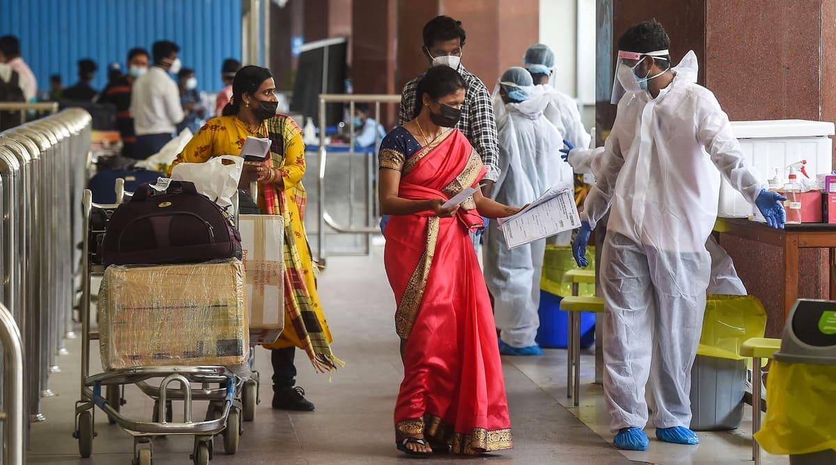 Chennai, COVID-19, Chennai airport
