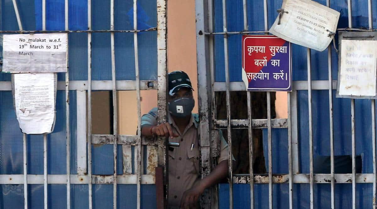 Delhi prisoners, Delhi news, Delhi inmates Covid infected, Covid in prisoners, Delhi hospitals, Indian express