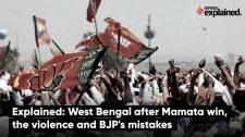Explained: West Bengal after Mamata win, the violence and BJP's future