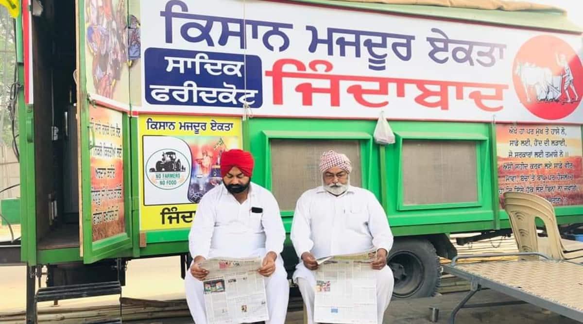 Punjab, farmers protest