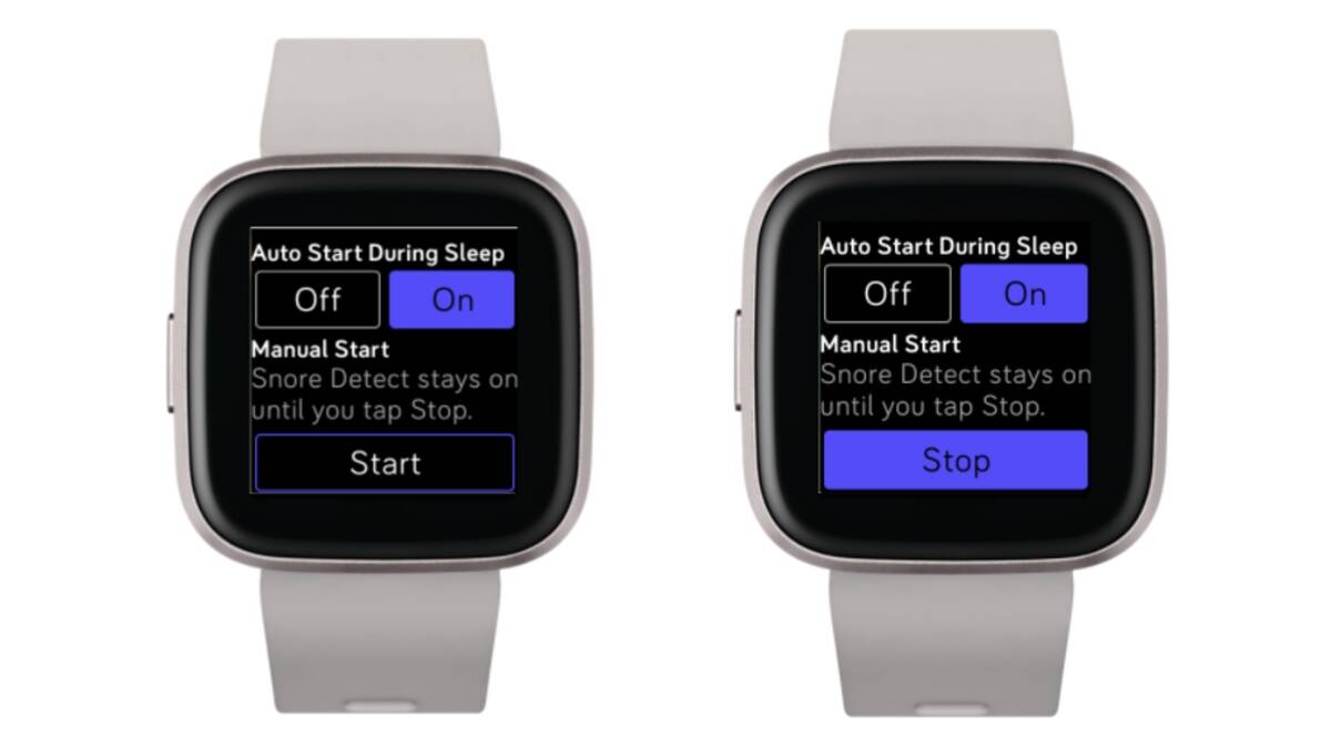 fitbit, fitbit tracker, fitbit features, snore detection, sleep tracking, fitbit news, fitbit update,