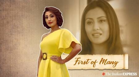 rimi sen bollywood debut hungama