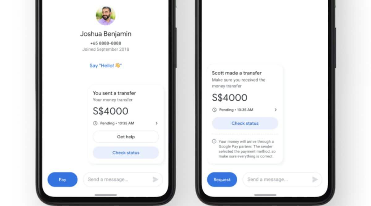 Google Pay, Google Pay money transfer, Google Pay money transfer abroad, Google Pay transfer abroad, Google Pay US, Google Pay features