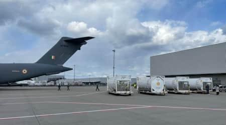 IAF, C-17