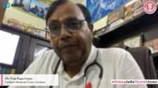 """Dr Nitin Ranjan Gupta : """"Thyroid and Diabetes"""""""