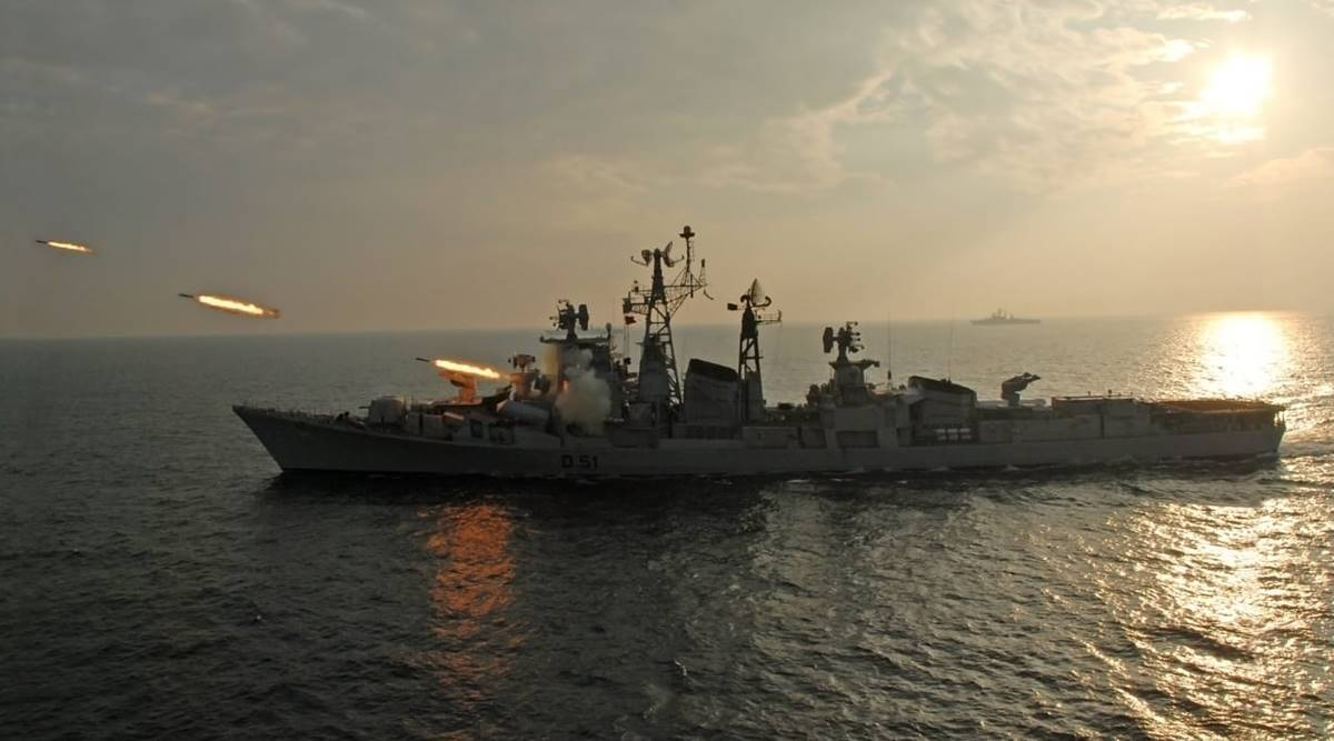 INS Rajput, Indian Navy, INS Rajput to be decommissioned today, Kashin-class destroyers, Operation Cactus, India news, Indian express