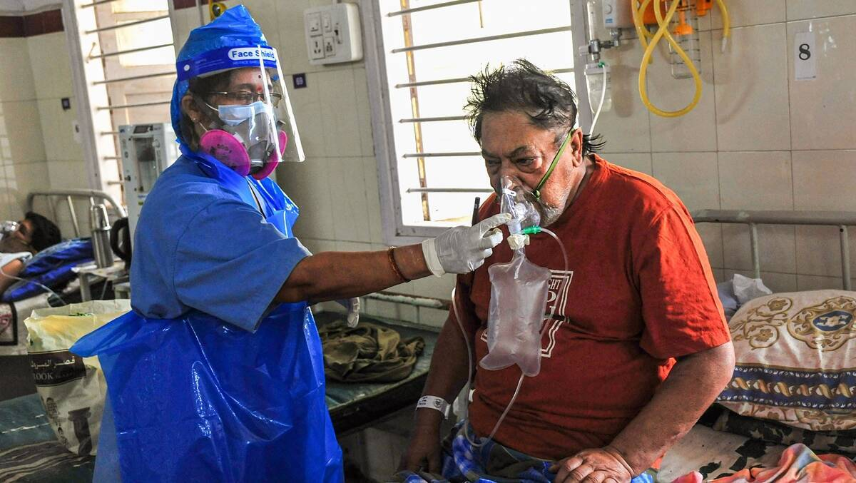 Pune: Global Schools Foundation provides 500 oxygen concentors to remote parts of country