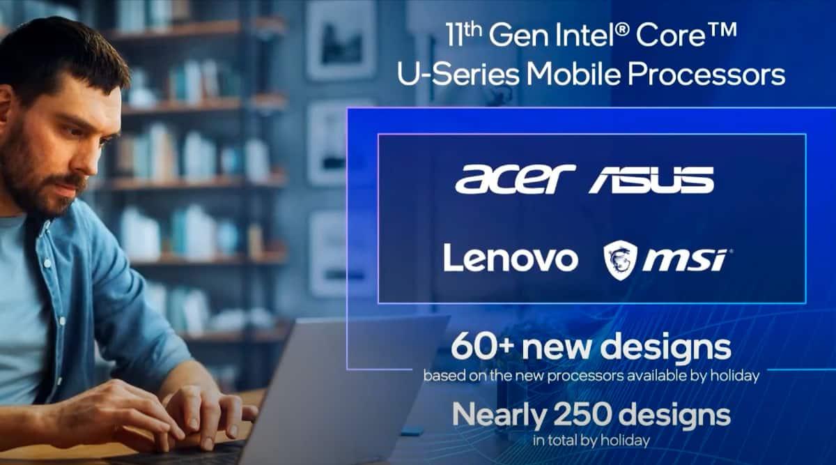 computex 2021, intel computex 2021, intel news, computex 2021 news, intel 11th Gen Intel Core mobile processors, Intel 5G modem, Mediatek