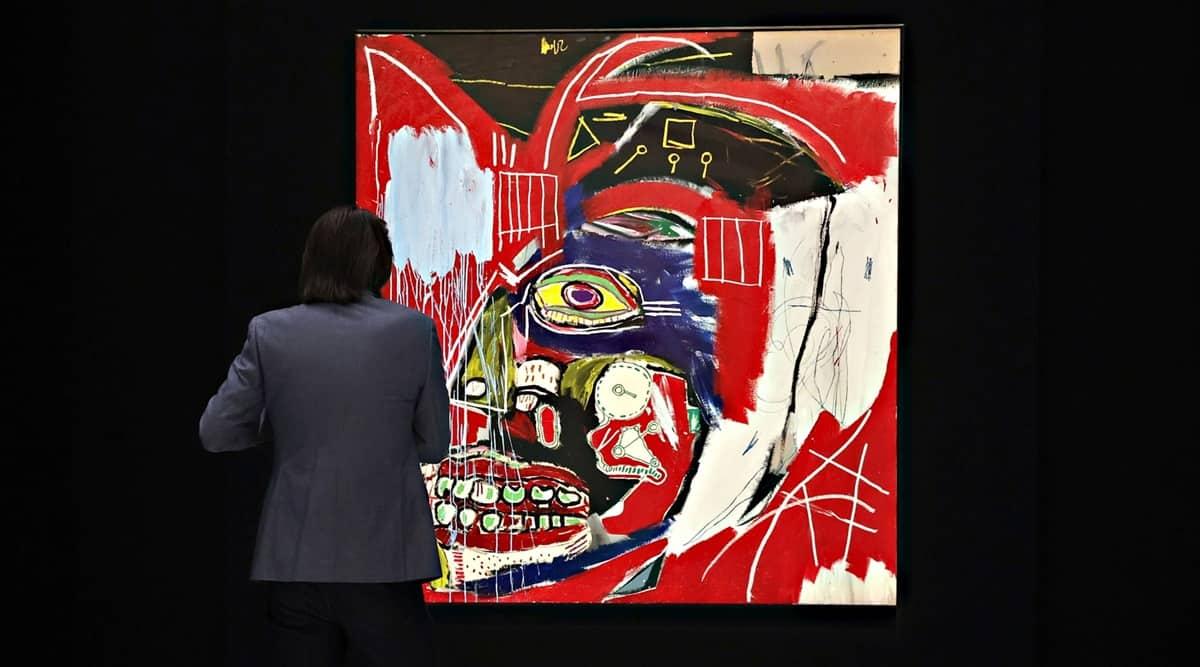 Jean-Michel Basquiat, Jean-Michel Basquiat In this case, Jean-Michel Basquiat Christie's sale, Jean-Michel Basquiat works, who is Jean-Michel Basquiat
