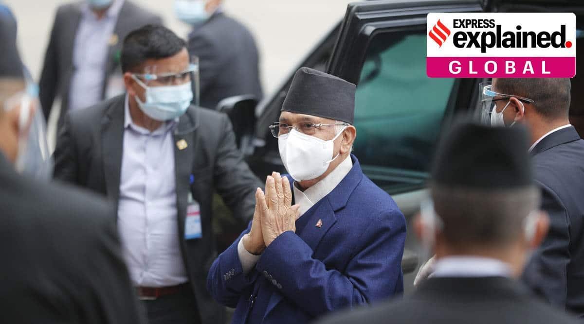 Nepal political crisis, K P Oli, K P Oli resigns, K P Oli government collapses, K P Oli vote of confidence, K P Oli loses vote of confidence, indian express, nepal news, nepal breaking news, latest nepal news