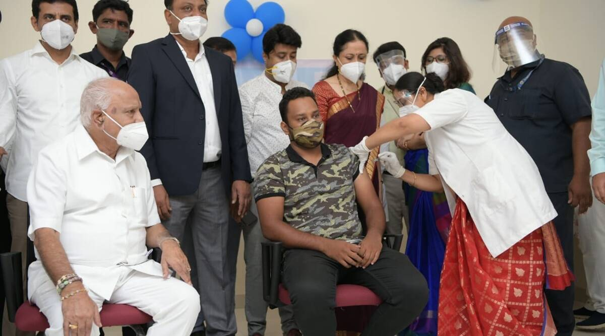 Karnataka to begin vaccination for 18-44 age group from May 10