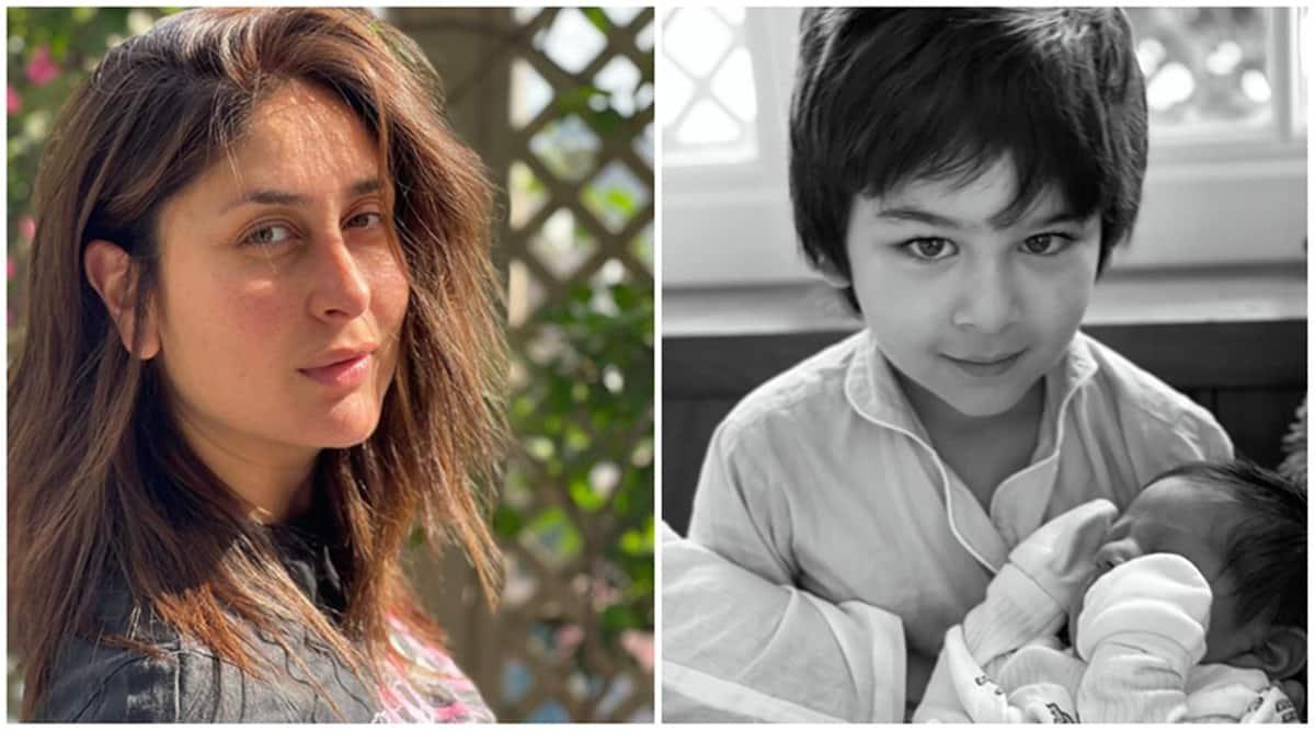 kareena kapoor taimur mother's day