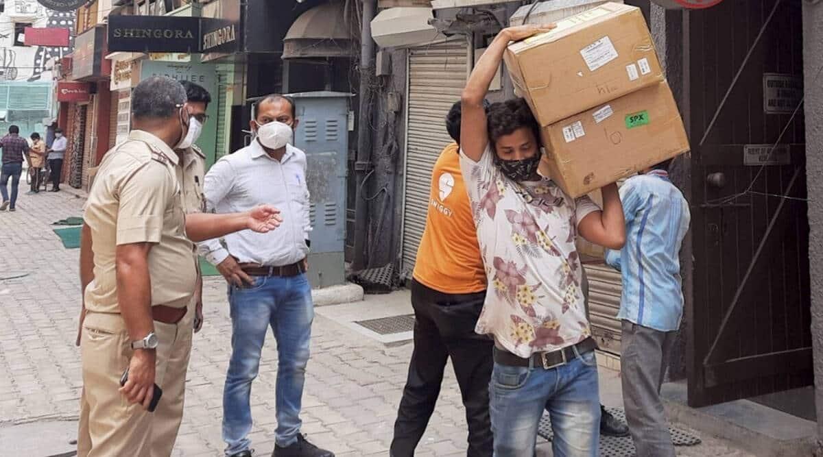 Delhi, Oxygen concentrators
