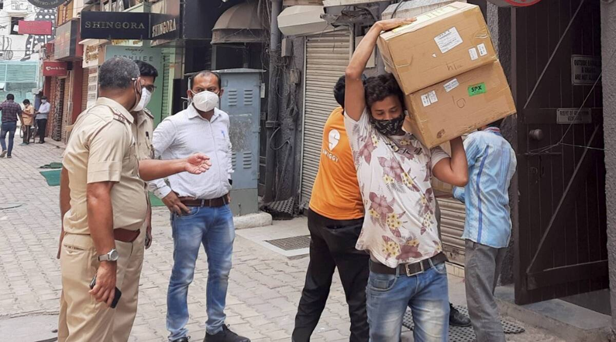 Oxygen racket: More concentrators seized from Khan Market eateries
