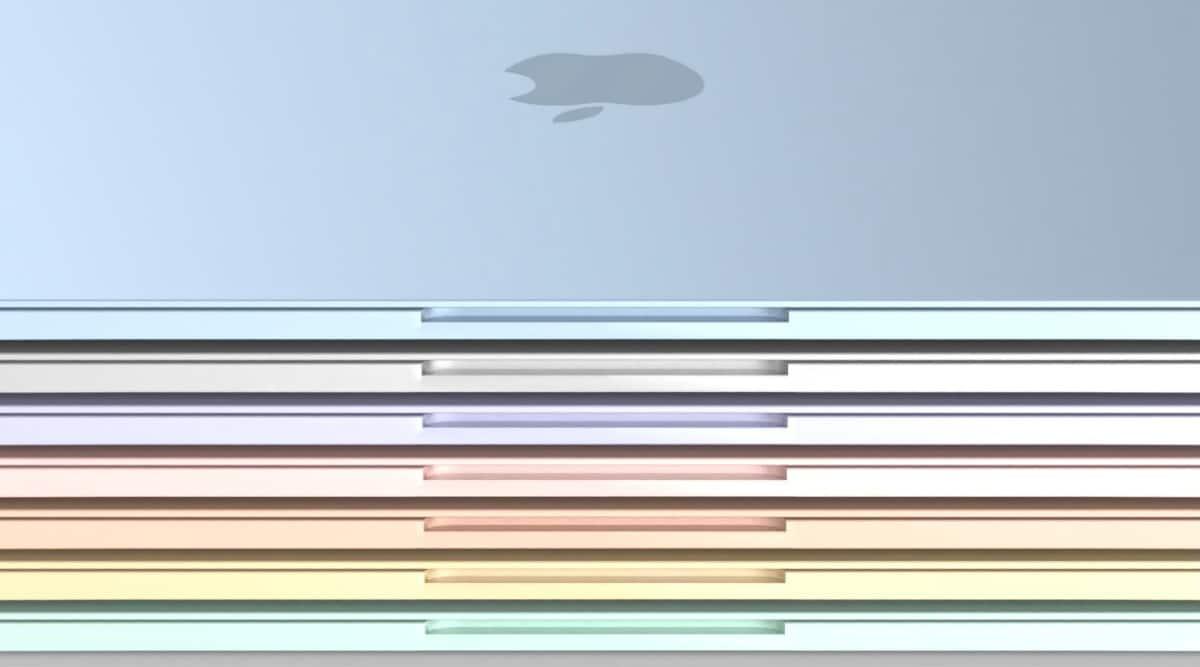 MacBook Air, Apple MacBook Air, MacBook Air 2021, MacBook Air 2021 colours, Apple M2 chip, wwdc 2021, MacBook Air 2021 specs, iBook G3