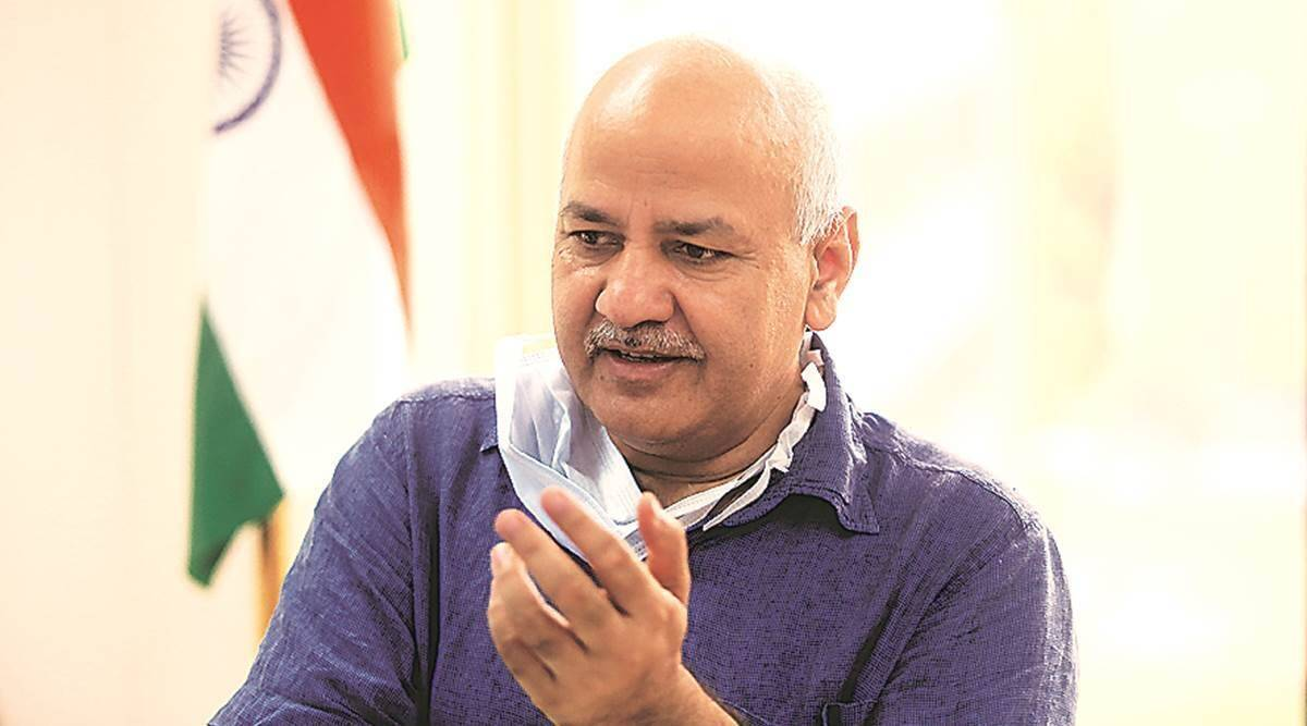 Oxygen supply to city dipped in last 2 days, says Sisodia