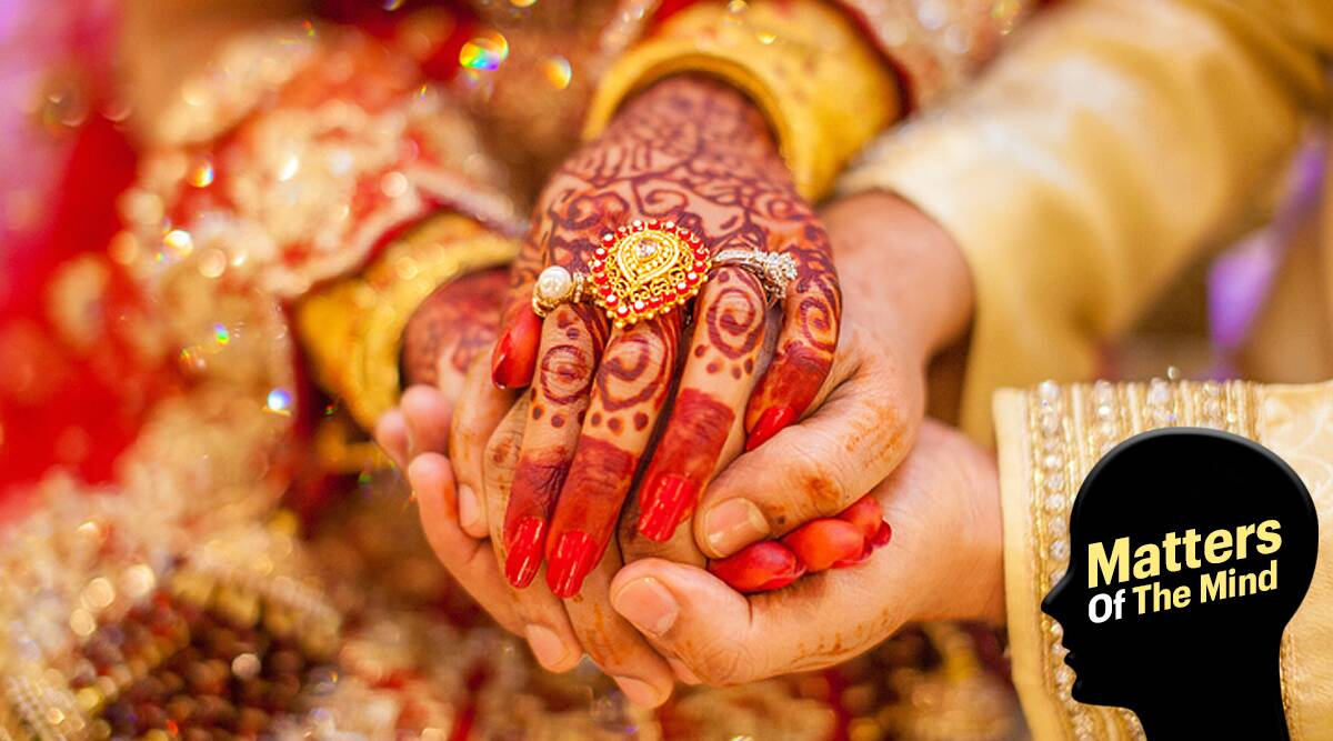 Matters of the Mind, marriage, marital relationships, romantic relationships, sustaining relationships, relationship counselling, making marriages work, the idea of love and marriage, indian express news