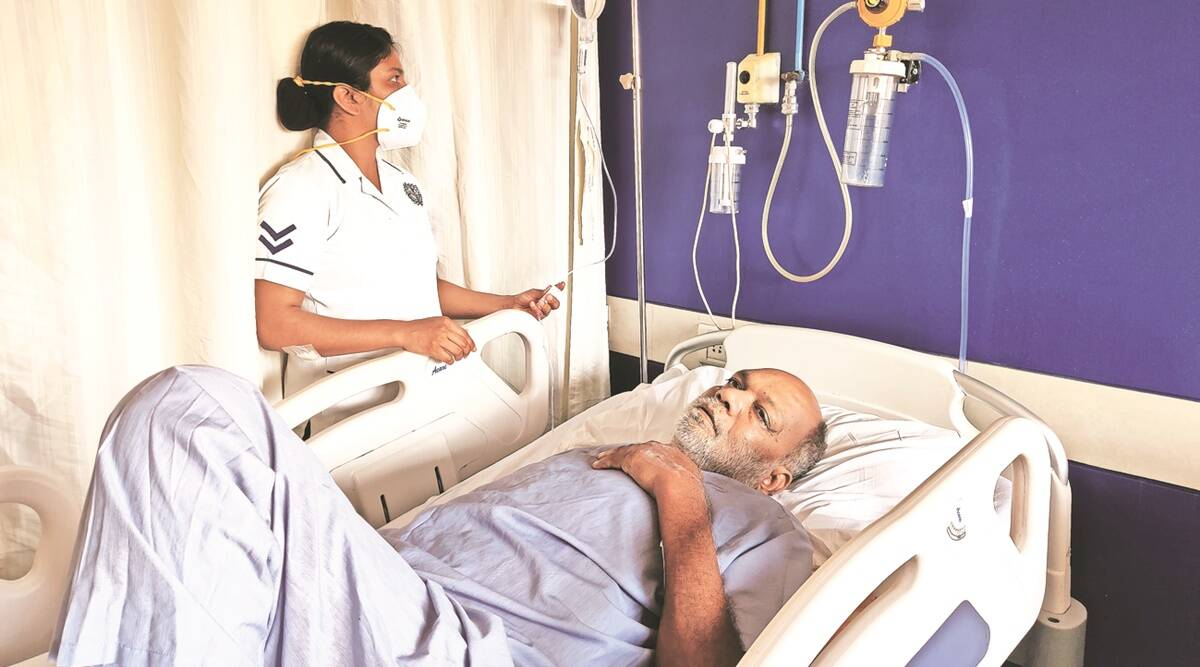 black fungus, Mucormycosis, Black fungus treatment, Mucormycosis treatment, Mucormycosis fungal infection, Mumbai black fungus cases, Indian express,
