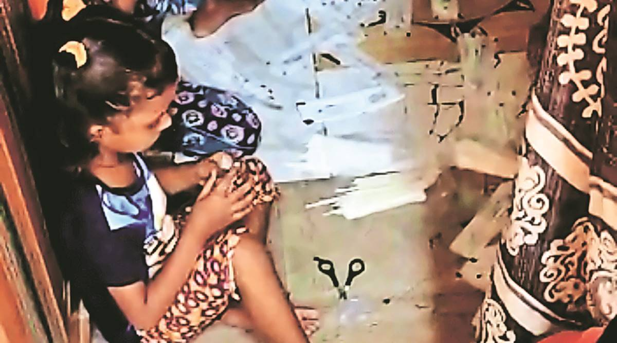 'Sterile' test swab sticks, made in Ulhasnagar slum