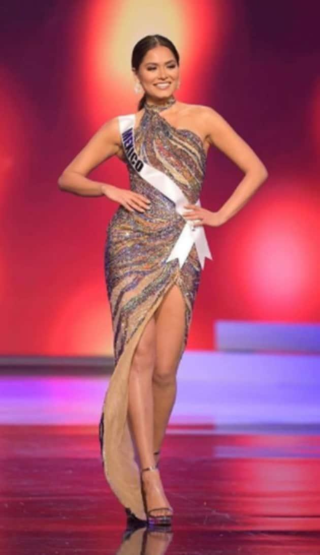 Miss Universe 2020, 69th Miss Universe, Andrea Meza, fashion, beauty pageant, celebrity, Miss Universe Andrea Meza pictures, Miss Universe 2020 pictures, gallery, Andrea Meza photos, Andrea Meza winning pictures, indian express news
