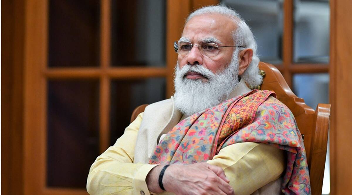 Four held for pasting posters with derogatory comments on PM Modi