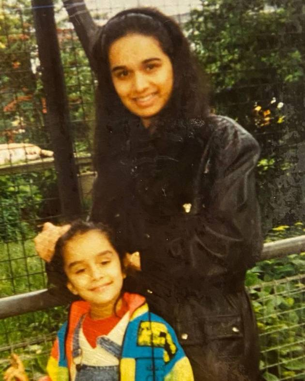 shradha kapoor on mother's day
