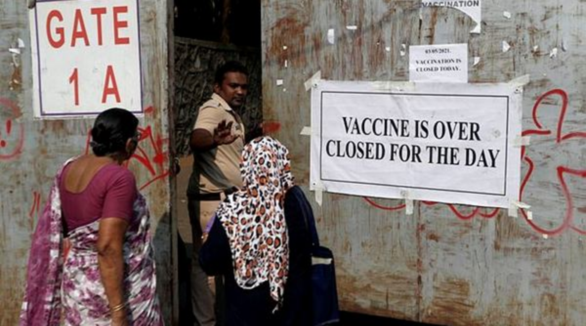 BMC seeks 12 lakh vaccine doses from state govt in June ...