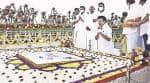 MK Stalin, Tamil Nadu CM, Tamil Nadu new CM, Stalin swearing ceremony, Stalin news, india news, indian express