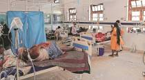 Leaky oxygen supply system brings fear to Jharkhand hospital