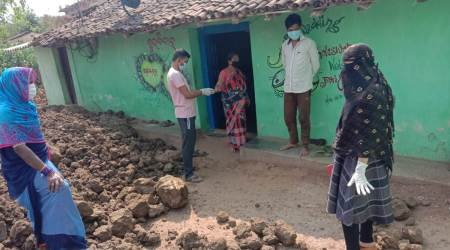 Covid reaches the interiors: secluded tribe in Odisha's Niyamgiri hills affected; survey on