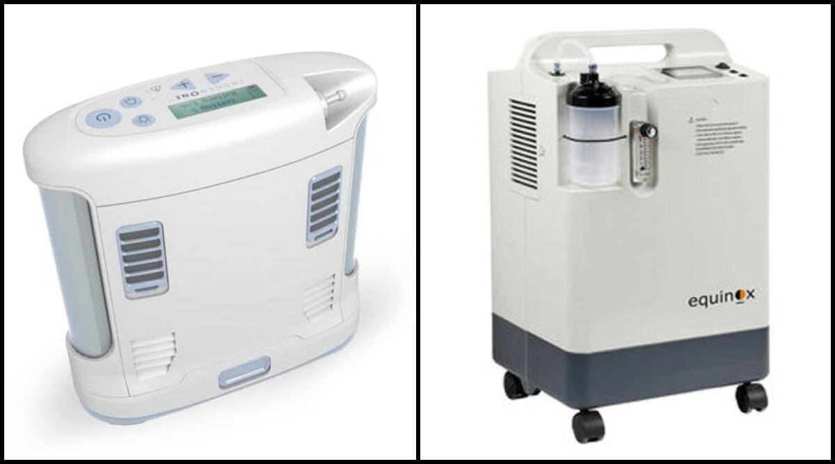 Oxygen concentrator, oxygen,