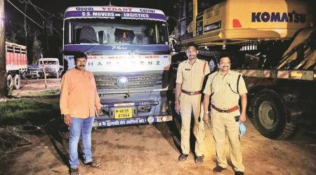 How wheels moved overnight from Odisha to Andhra Pradesh to trace oxygen tanker