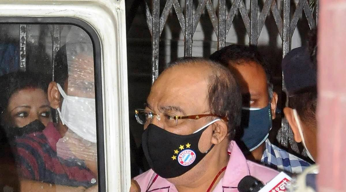 Sovan Chatterjee back home, says he was mistreated in hospital - The Indian Express